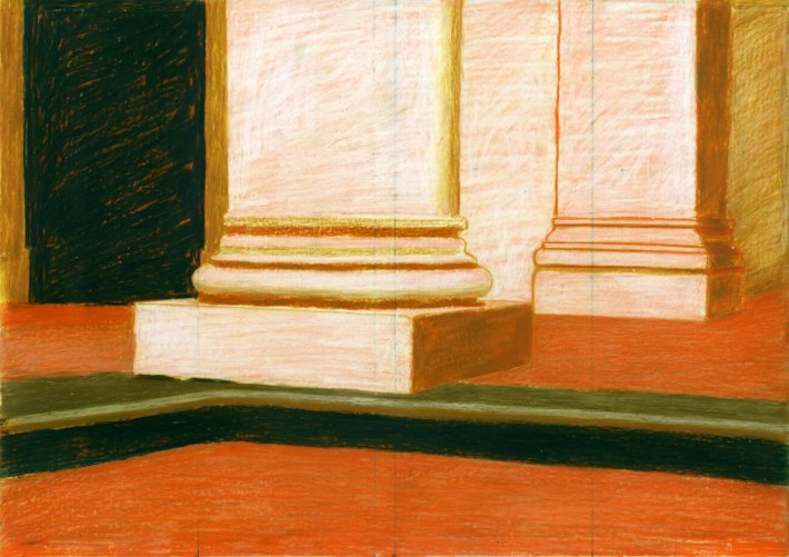 Parte di S.Carlo alle Quattro fontane